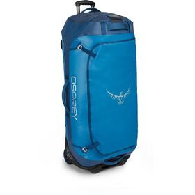 Osprey Rolling Transporter 90 Sac, kingfisher blue